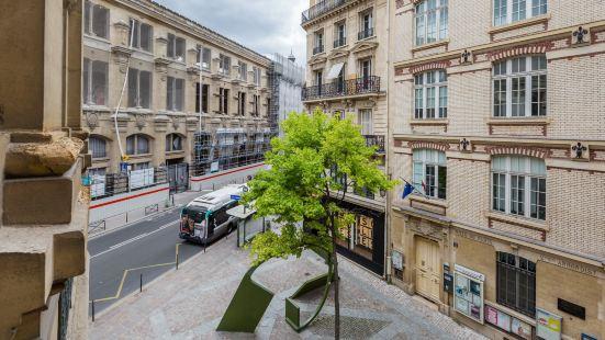 羅浮宮 - 埃蒂安馬塞爾西南公寓酒店