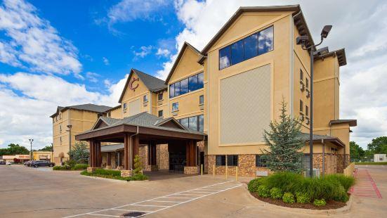 斯馬龍貝斯特韋斯特優質普勒斯套房酒店