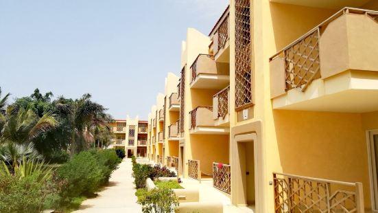 熱帶公寓酒店