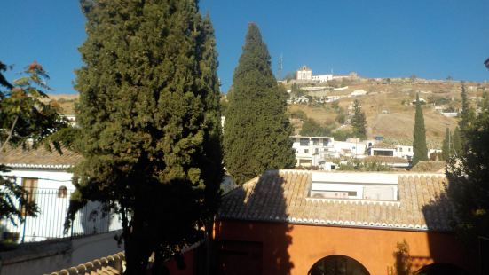 Carmen la Luna en El Alba