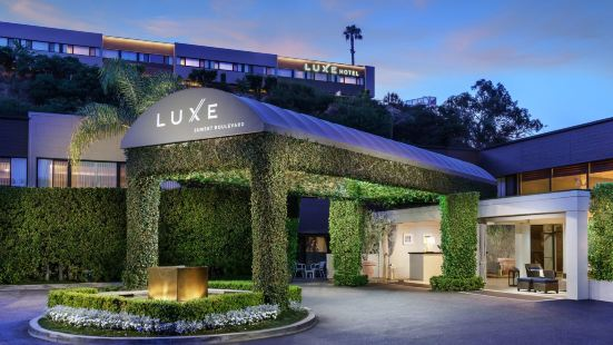 Luxe Sunset Boulevard Hotel Los Angeles