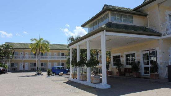 殖民玫瑰汽車旅館