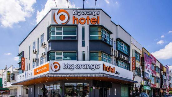 Big Orange Hotel Jitra