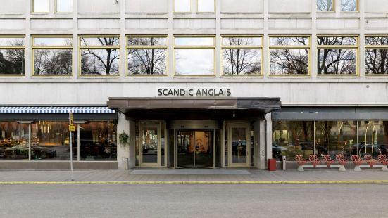 斯德哥爾摩斯堪迪克安格萊斯酒店