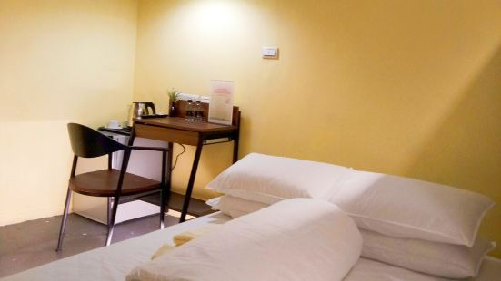 EN House Double Room Sunset Room Tamsui Old Street Sunset Lighthouse Sea View 24H Self-Catering