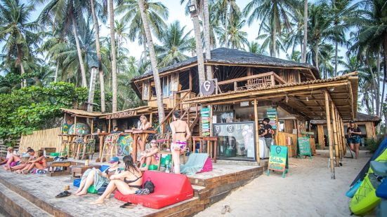MAD Monkey Hostel Nacpan Beach - Adults Only