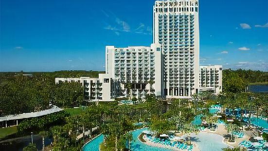 奧蘭多布納維斯塔宮希爾頓酒店 - 迪斯尼泉區