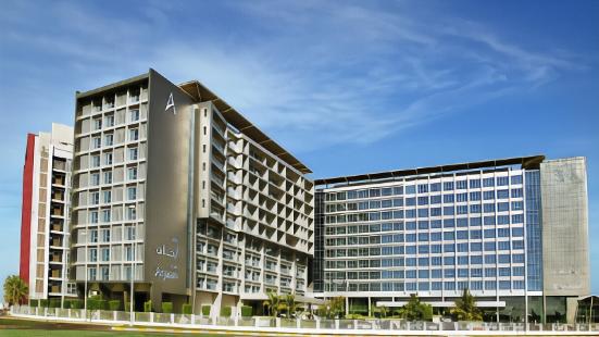 阿布扎比羅塔納阿安公園酒店