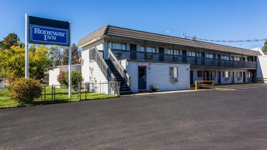 Rodeway Inn North Spokane