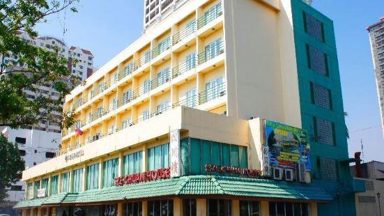알로하 호텔 마닐라