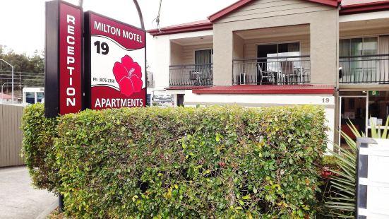Milton Motel Apartments Brisbane