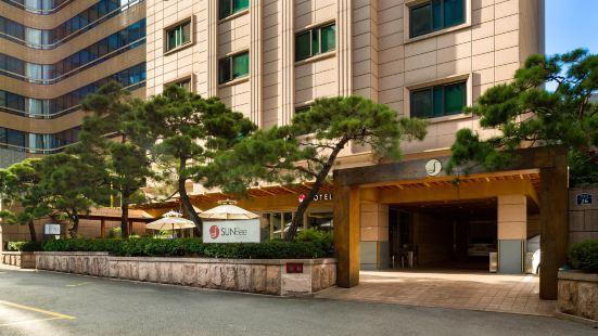 首爾仁寺洞上賓酒店