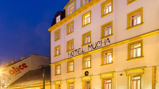 Hotel Mucha Prague
