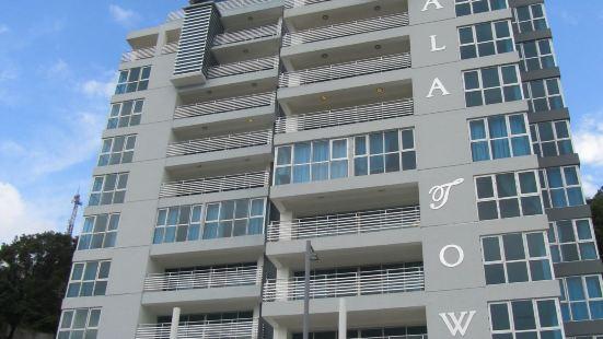 加拉塔大樓公寓式客房酒店