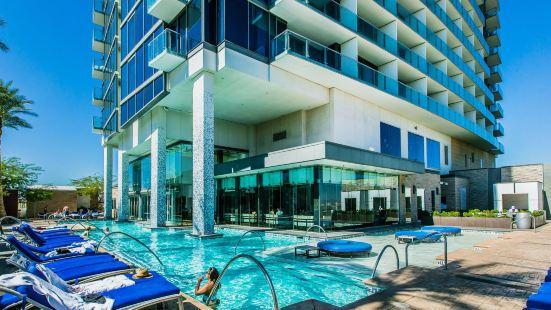 棕櫚酒店城市景觀套房酒店