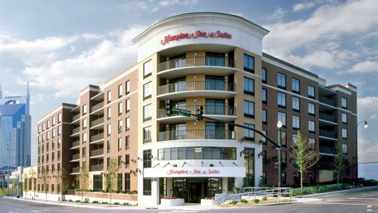 Hampton Inn & Suites Nashville Downtown