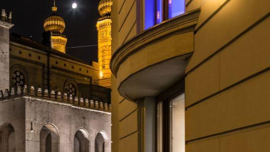 布達佩斯記憶酒店