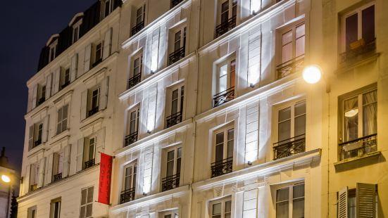 巴黎斯嘉麗酒店