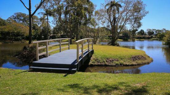 Sanctuary Lakes Fauna Retreat Hervery Bay