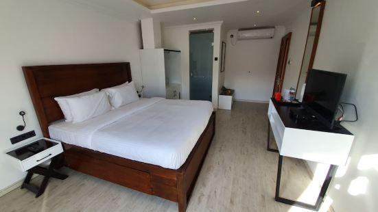 床之站酒店 210