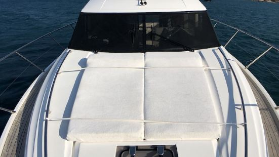 2017 Princess 52 Fly yacht in Bodrum