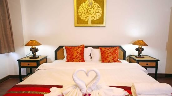 Chiangmai Time  Deluxe kind bed Apartment