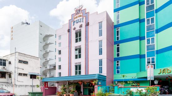 Hotel Fuji (Staycation Approved)