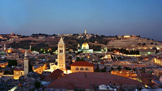 耶路撒冷裏沃利酒店