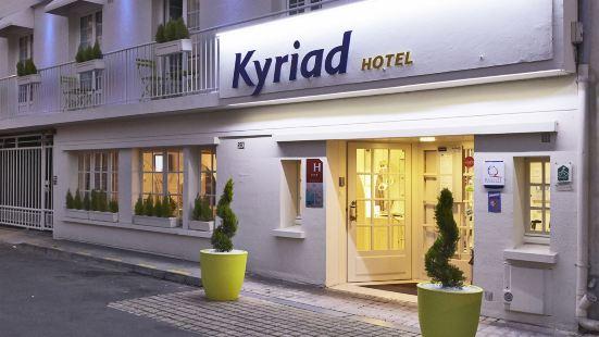 基里亞德索米爾中央酒店