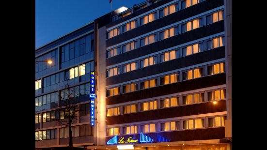 Hotel les Nations Geneva