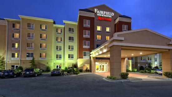 俄克拉何馬城西北高速公路/沃爾艾克斯萬豪費爾菲爾德套房酒店