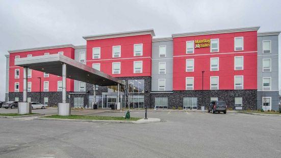 機場貝斯特韋斯特優質套房酒店