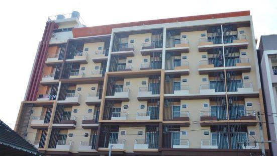Bright Apartment Hat Yai
