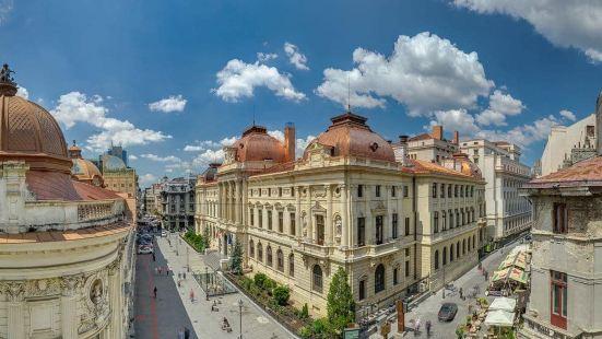 小布加勒斯特老城旅館