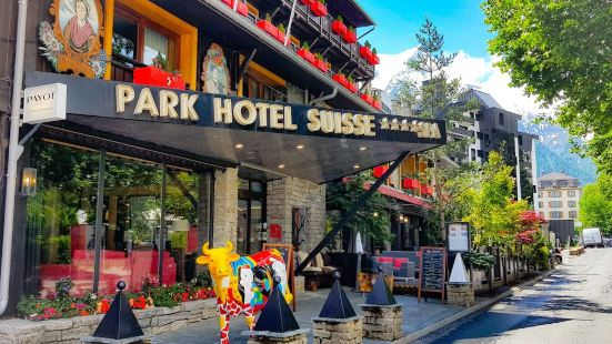 瑞士公園温泉酒店