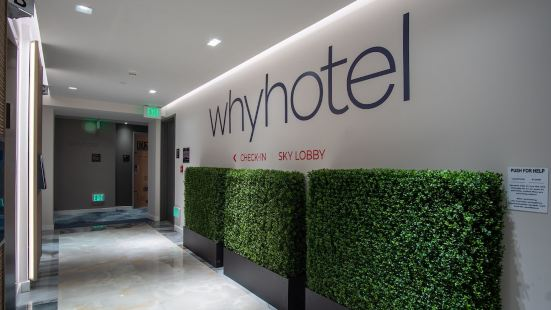 WhyHotel Seattle-Belltown Luxe Suites Wall Street