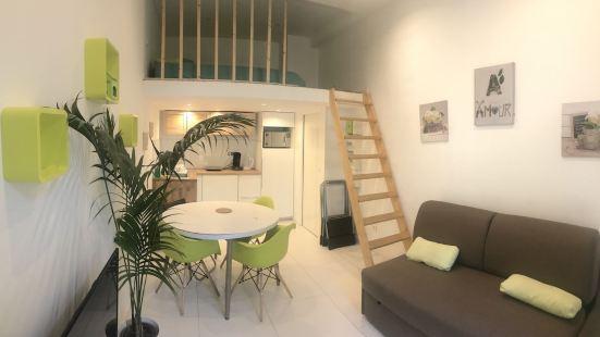 馬爾莫斯科設計公寓