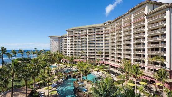 茂宜卡阿納帕裏海灘凱悦嘉軒酒店