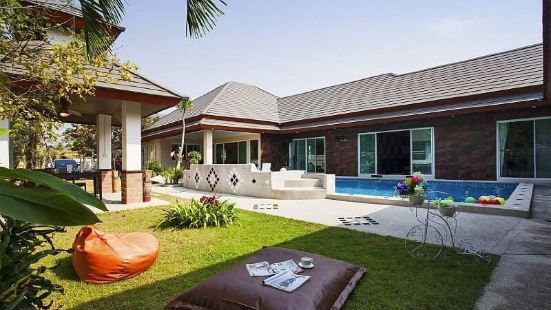 Baan Piam Sanook Villa Pattaya