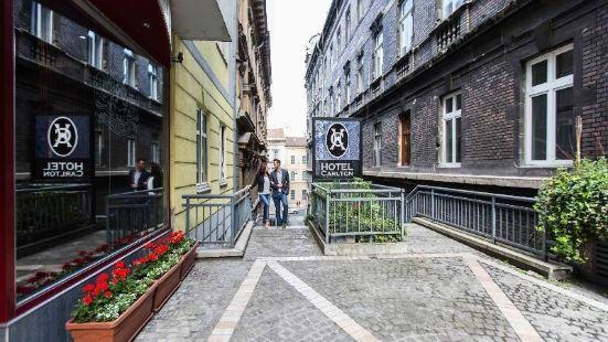 布達佩斯EXE卡爾頓酒店