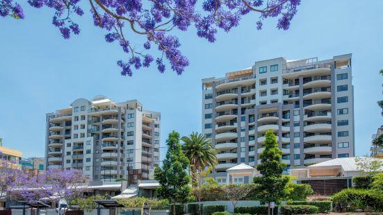 The Oasis Apartments Brisbane