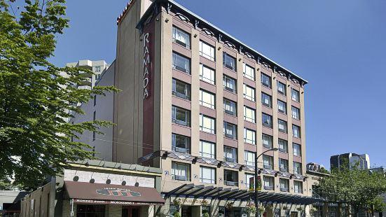 華美達温德姆華市中心酒店