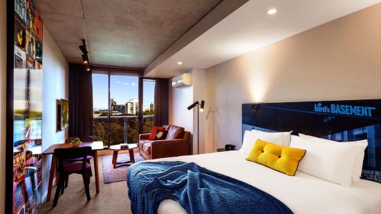 The Jazz Corner Hotel Melbourne