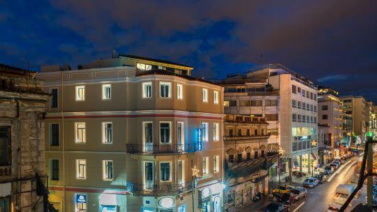 蓮花中心公寓酒店