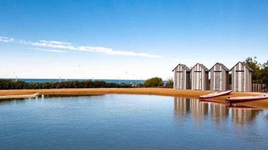 萊薩布勒多洛訥西岸海水浴和 SPA - 索菲特美憬閣酒店