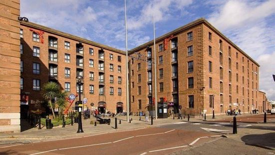 Premier Inn Liverpool City (Albert Dock)