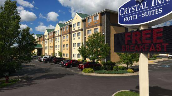 Crystal Inn Hotel & Suites - Midvalley Murray