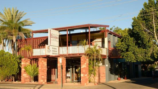 Elkira Motel Alice Spring