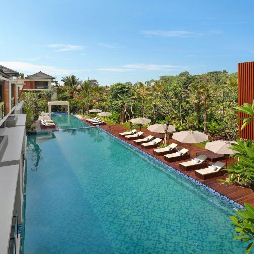 Royal Kamuela Villas & Suites at Monkey Forest Ubud