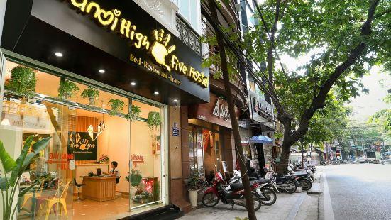 Hanoi High Five hostel